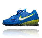 Nike Romaleos 2 Weightlifting Shoe Blue-Volt