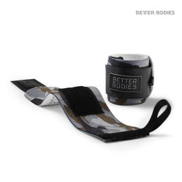 Better Bodies Camo Wrist Wraps 130352