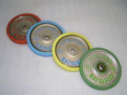 Leoko Competition Discs (Calibrated)