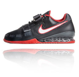 Nike Romaleos 2 Weightlifting Shoe Black-Red-Anthracite