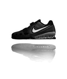 Nike Romaleos 2 Weightlifting Shoe 101 Black-White 010