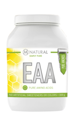 M-Natural EAA 300 g, Unflavored