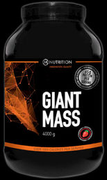 M-Nutrition Giant Mass Gainer 4Kg