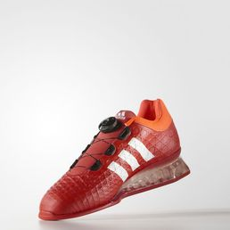 Adidas Leistung 1.6 RED Weightlifting shoes