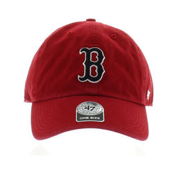 Boston Red Sox Clean Up Cap