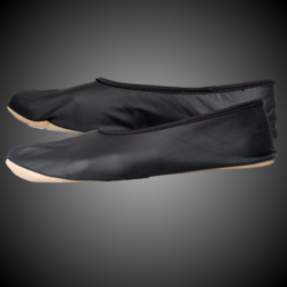 Sportheavy Leather Deadlift slippers