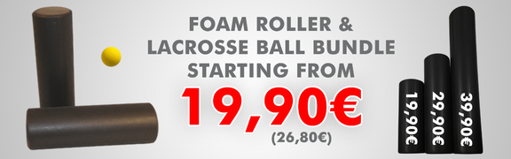 2017-05 Foam Roller & Lacrosse Ball