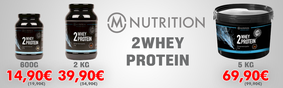 2018-05 M-Nutrition 2Whey Protein
