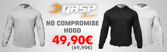 2017-10 Gasp No Compromise Hood