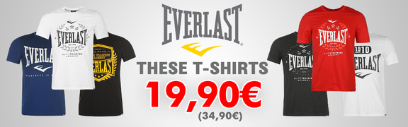 2018-01 Everlast T-Shirts