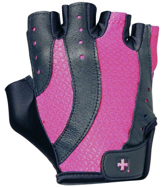 Harbinger Womens Wristwrap Gloves: Harbinger Women's Pro Glove 530002