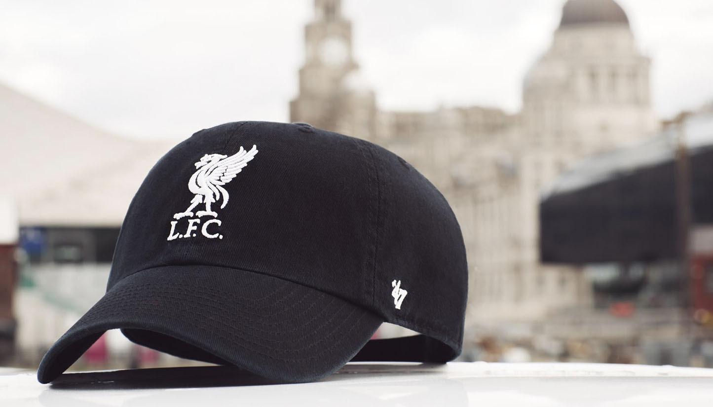 c164dd58bf7 Liverpool FC - Cap - Black