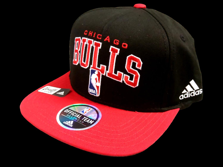new arrival cc864 c0fa2 Adidas Chicago Bulls Snapback NBA cap   Sportheavy