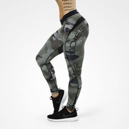 Better Bodies Camo Long Tights 110704