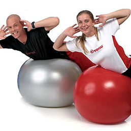 Power-Ball Fitnessball ABS