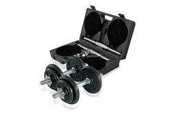 ADJUSTABLE DUMBBELL SET 20KG