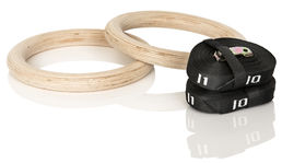 Gymstick Wooden Power Rings