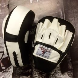 Free Fighter Punching Mitts