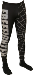 Free Fighter Spider Tights