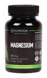 M-Nutrition Magnesium 60 caps 300mg