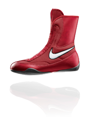 Nike Machomai Mid - Boxing Shoe (Red/White)