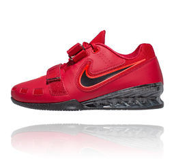 Nike Romaleos 2 Weightlifting Shoe 606 Red