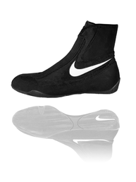 Nike Machomai Mid - Boxing Shoe (Black/White)