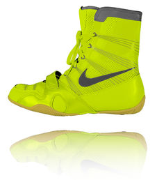 Nike HyperKO - Boxing Shoe (Lime/grey)