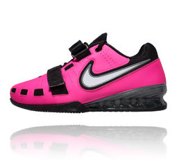 Nike Romaleos 2 Weightlifting Shoe 601 Pink Blast
