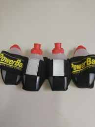 PowerBar Drinking Belt With 4 Bottles