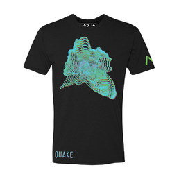 A7 Fitness BarGrip T-shirt Quake