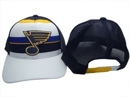 Reebok NHL St. Louis Blues Structured Snapback -cap