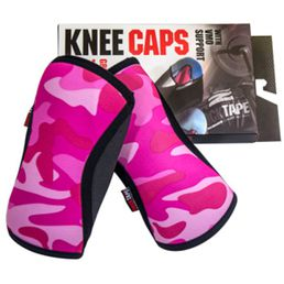 Rocktape Knee Caps Pink Camo