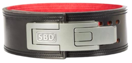 SBD Powerlifting Belt IPF Approved