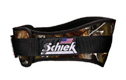Schiek 2004 Neoprene Lifting belt Camo Limited Edition