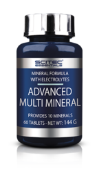 Scitec Advanced Multi Mineral -monimineraali