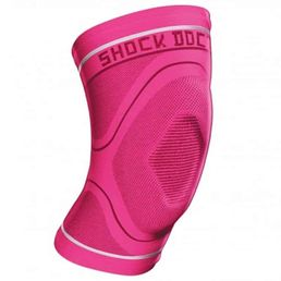 Shock Doctor CompressionKnit Knee Sleeve with Gel