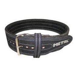 Metal Powerlifting belt IPF