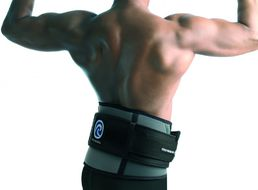 Rehband Power Line Back Support 7792