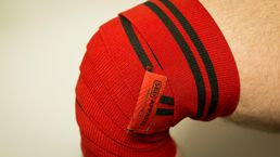 SBD Trainining Knee Wraps