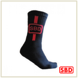 SBD Sport Sock Navy-Red SPECIAL EDITION