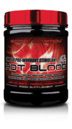 Scitec Hot Blood 3.0 -pre workout