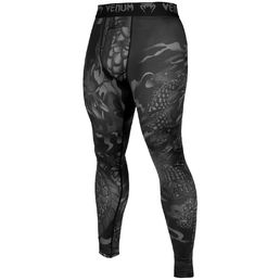 Venum Dragon's Flight Spats Black/Black