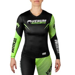 Venum Training Camp 2.0 LS Rashguard for women