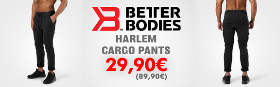 2019-01 Better Bodies Harlem Cargo Pants