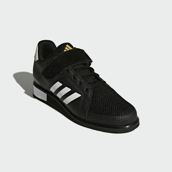79883f415b Adidas Power Perfect III - Weightlifting shoes Black | Sportheavy