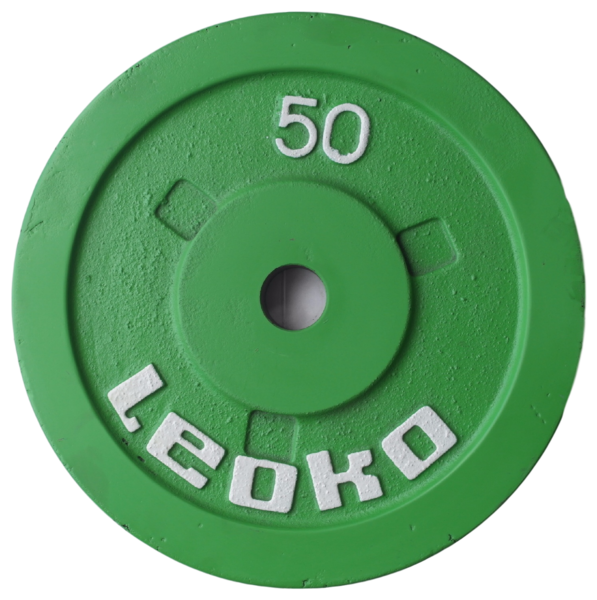Leoko Competition Metal Discs Ipf Approved Sportheavy