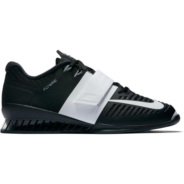 0b380709b13 Nike Romaleos 3 Womens Weightlifting shoe 001 Black-White