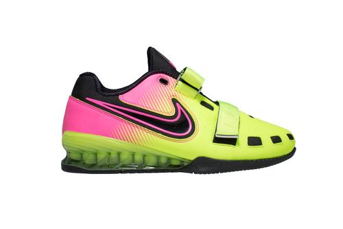 74a7ac19267f Nike Romaleos 2 Weigtlifting shoe
