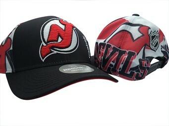 new styles c66f6 8a82b Reebok NHL New Jersey Devils Structured Snapback -cap